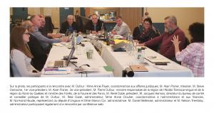 CP - 62e seance du conseil 2019-10-28
